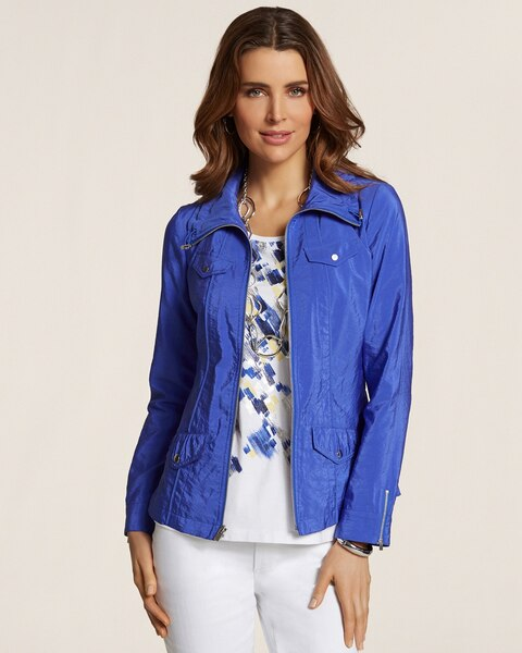 Vania Ruched Jacket