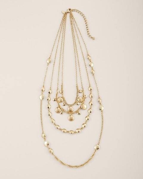 Lexi Multi-Strand Necklace