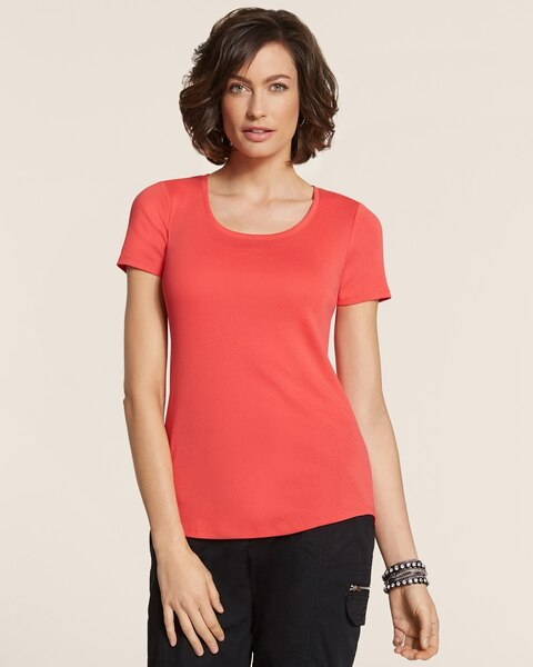 Savannah Shirttail Tee
