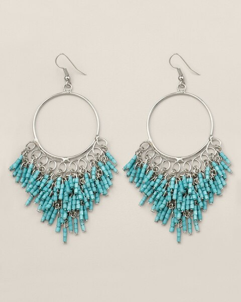 Gail Chandelier Earrings