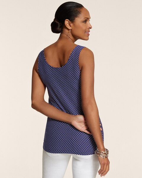 Dazzling Dot Contemporary Tank