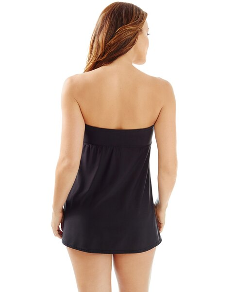 for Chico's Hematite Seascape Swimdress