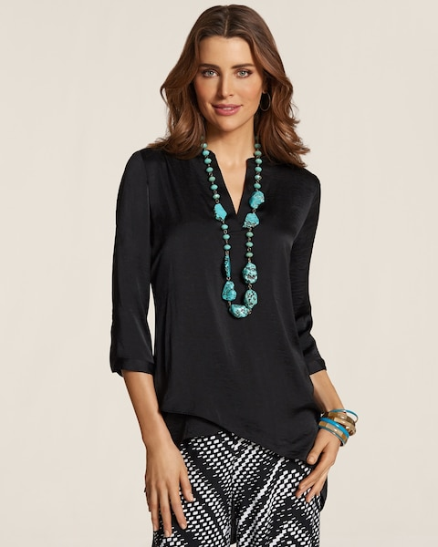 Flowing Layers Tulia Top