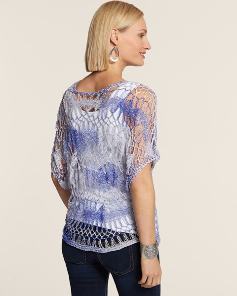 Sally Space Dye Pullover