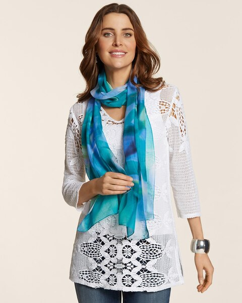 Emilee Abstract Scarf