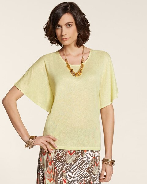Shimmer Andrina Top
