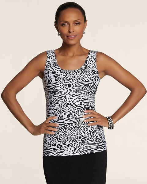 Bold Animal Contemporary Tank