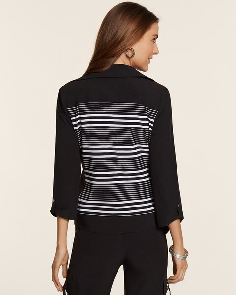 Neema Striped Jacket