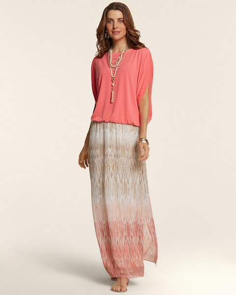 Ombre Diamond Michele Skirt