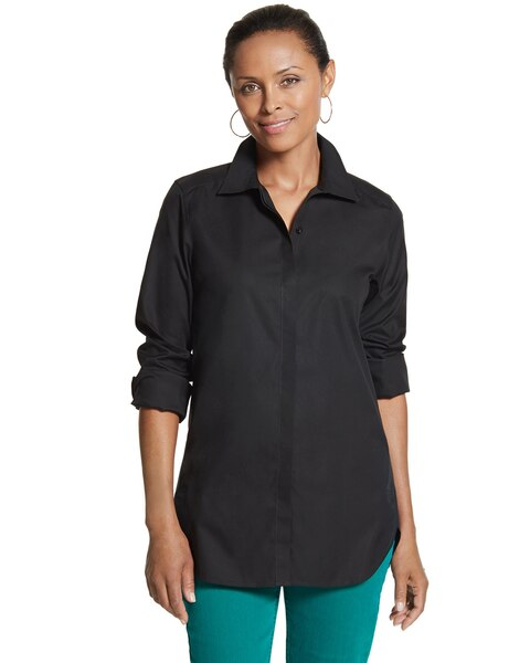 Effortless Cotton Marie Shirt