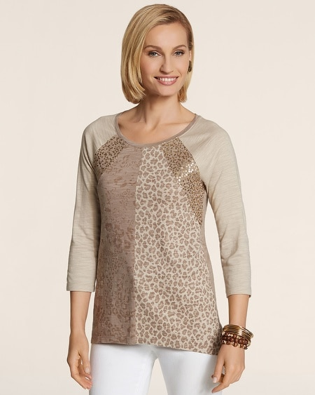 Spliced Animal Harley High-Low Top