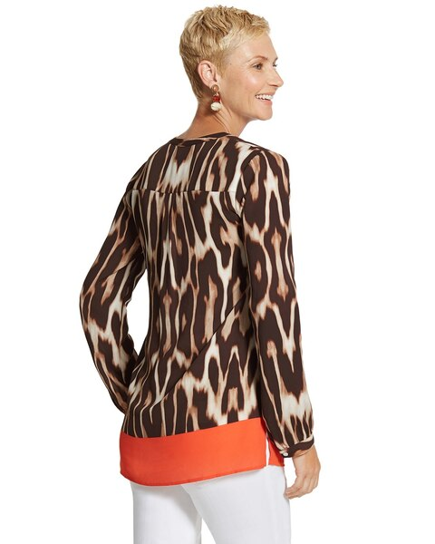 Chic Ocelot Lola Top