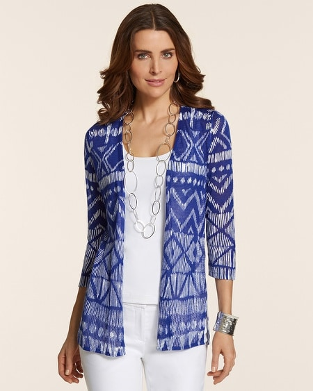 Tribal Diamond Natalie Cardigan