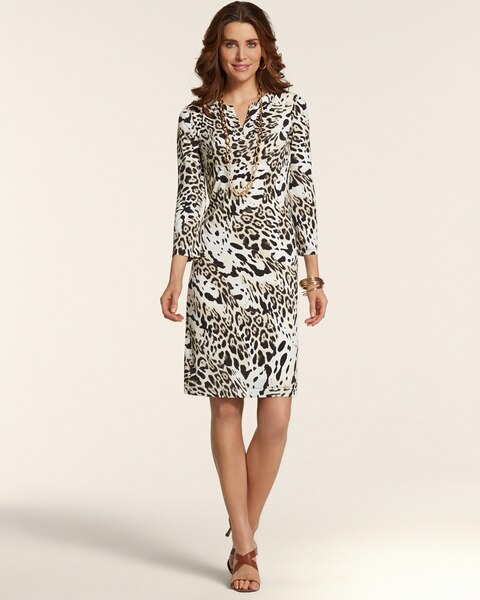 Cheetah Dylan Dress