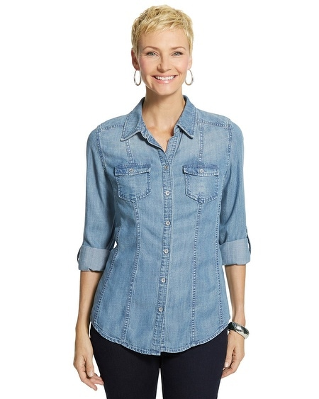 Darling Denim Sondra Shirt
