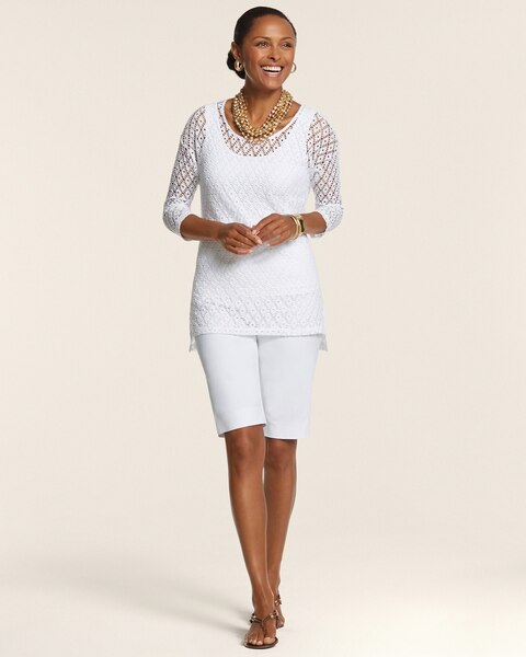 Embry Eyelet Shirt