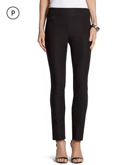 So Slimming Petite Brigitte Pants