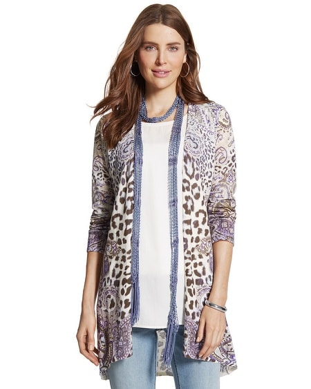 Animal Paisley Ashton Cardigan
