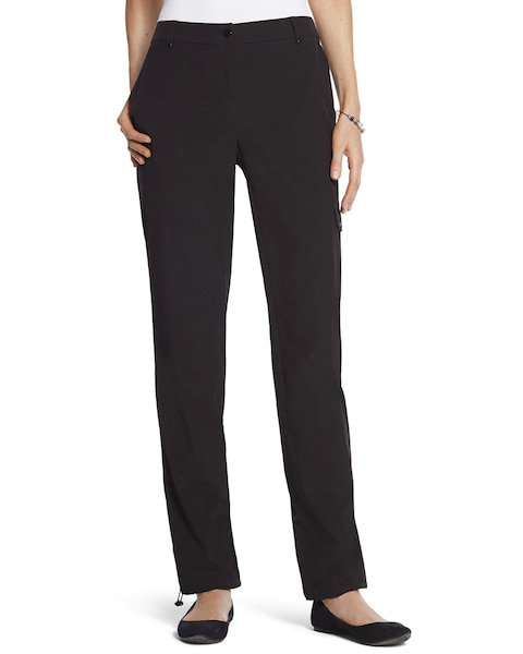 Neema Seam Stitch Detail Pants