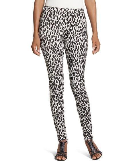 Shadow Leopard Leggings