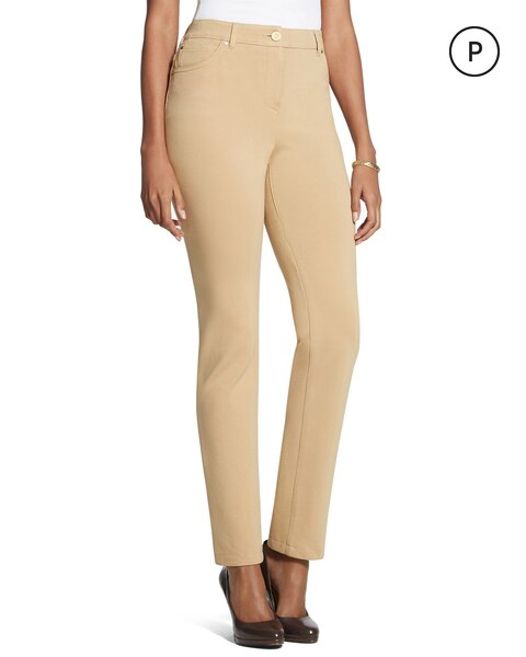 Petite So Slimming By Chico's Peyton Pants