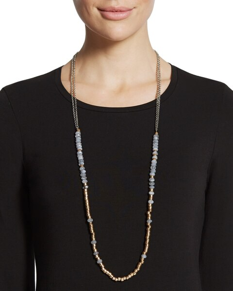 Paige Long Necklace