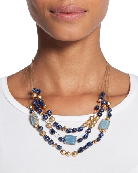 Whitney Illusion Necklace