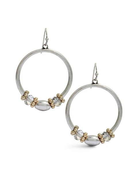 Maddie Hoop Earrings