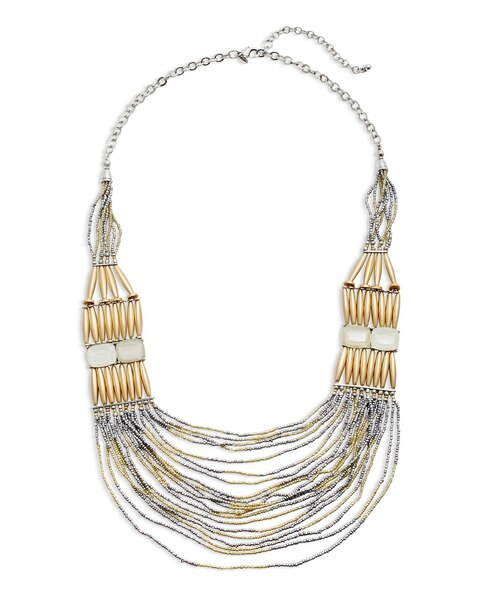 Maddie Multi-Strand Necklace