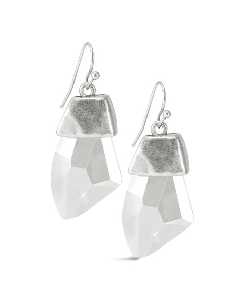 Maddie Crystal Drop Earrings