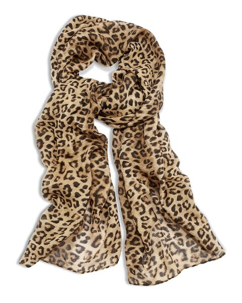 Classic Animal Scarf