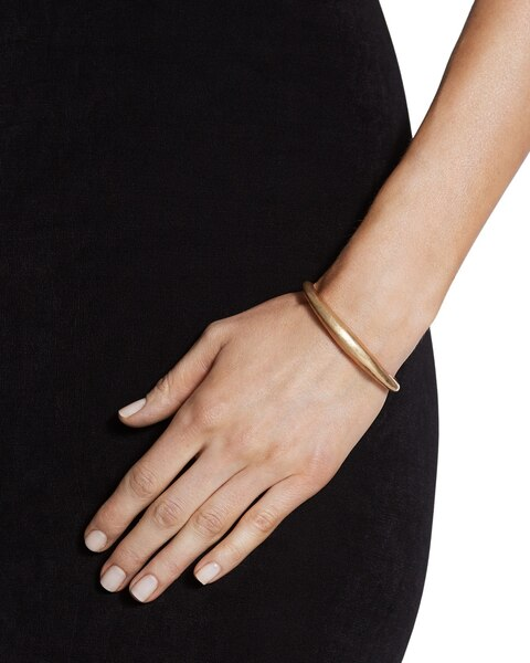 Carly Gold Bangle