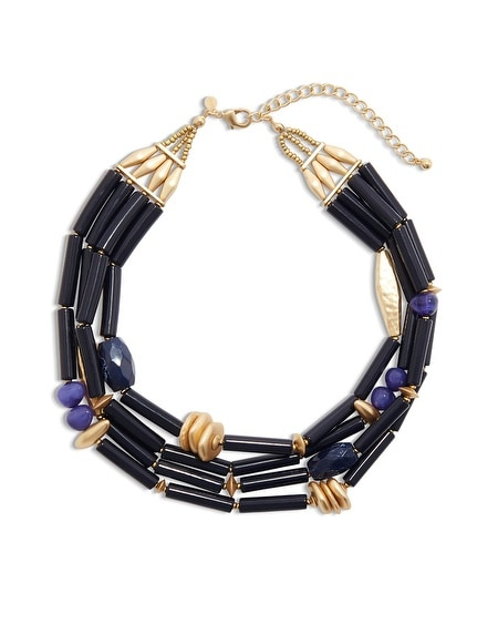 Hannah Multi-Strand Necklace