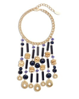 Hannah Statement Bib Necklace