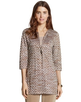 Collection Chevron Jacket