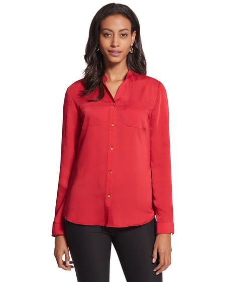Seville Sleek Stitch Shirt