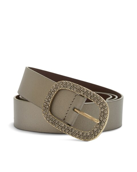 Double Layer Bling Belt