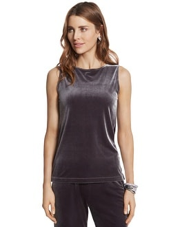 Travelers Collection Velvet Tank