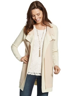 Double Layer Margie Cardigan