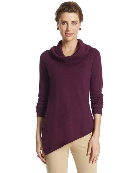 Caity Cowl Sweater
