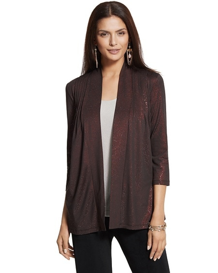 Travelers Collection Glitzy Jacket
