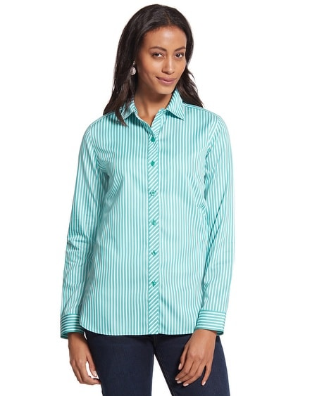 Effortless Striped Shela Shirt