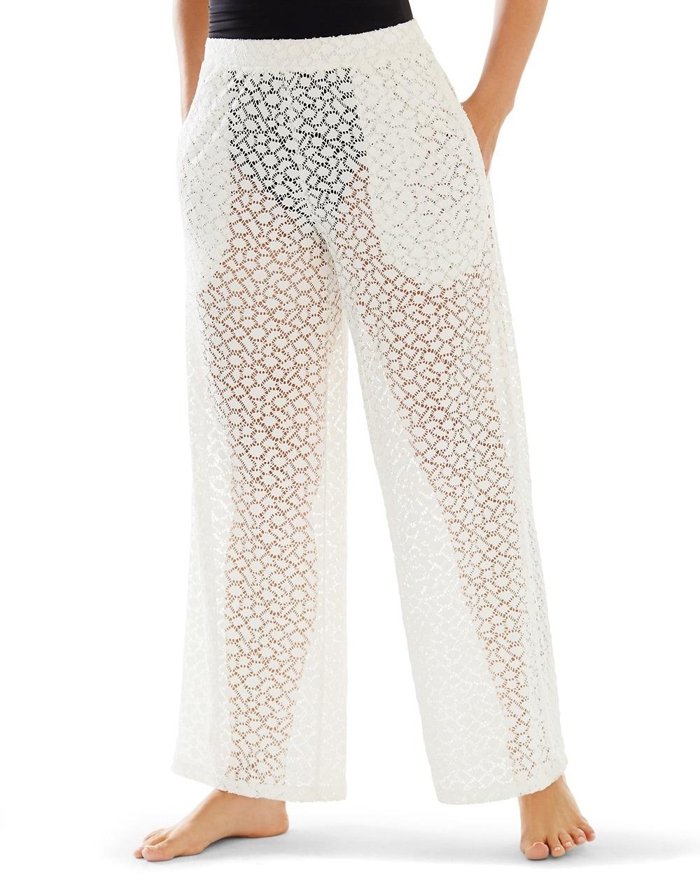42f320cee0 Crochet Swim Cover-Up Pants