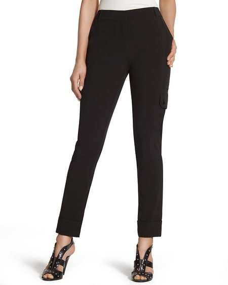 Crossover Utility Ankle Pants