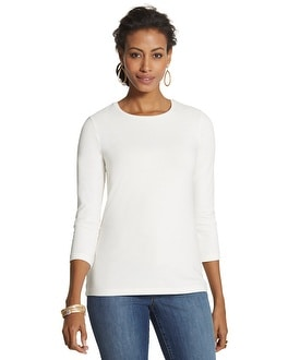 Collette 3/4-Sleeve Tee