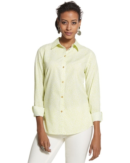 Effortless Dot Shirt