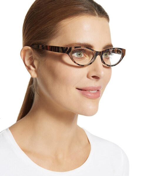 Eyeglass Frames Katy : Katy Kat Reader Glasses - Chicos