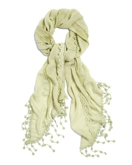Laura Lace Scarf