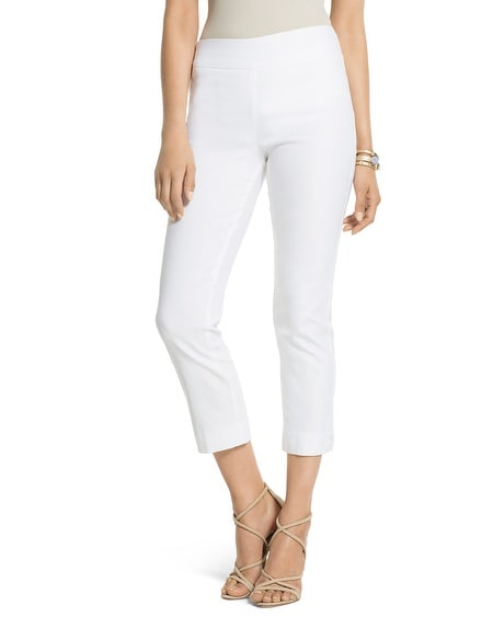 So Slimming Brigitte Crop Pants