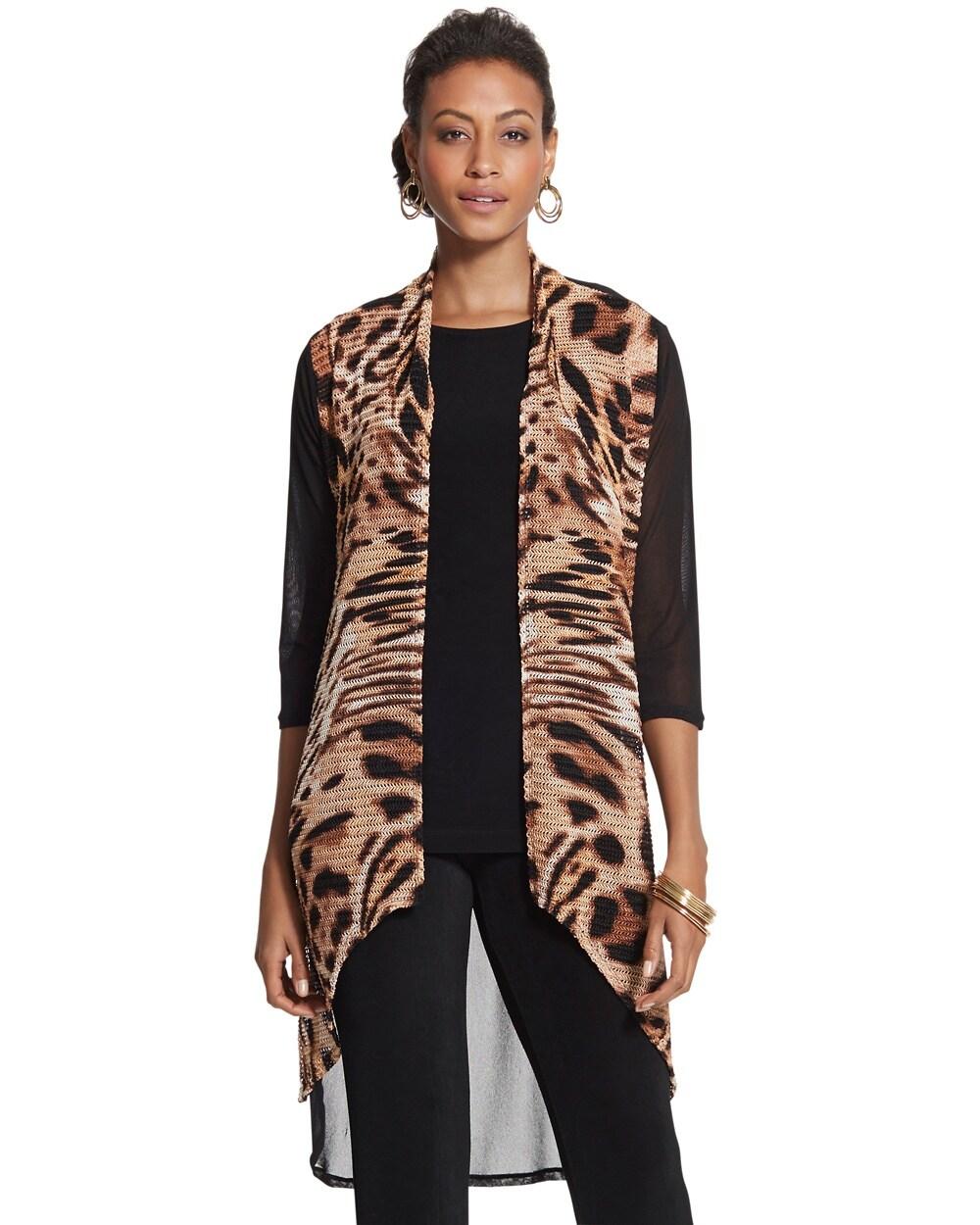 ab307b439ff4 Leopard-Print Jacket - Chico's